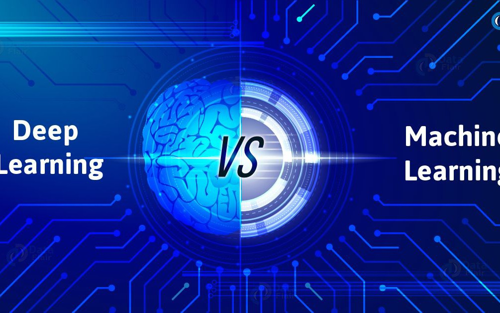 Machine Learning vs  Deep Learning - DZone AI