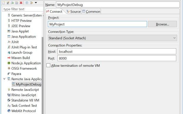 Remote Debugging Java Applications With JDWP - DZone Performance