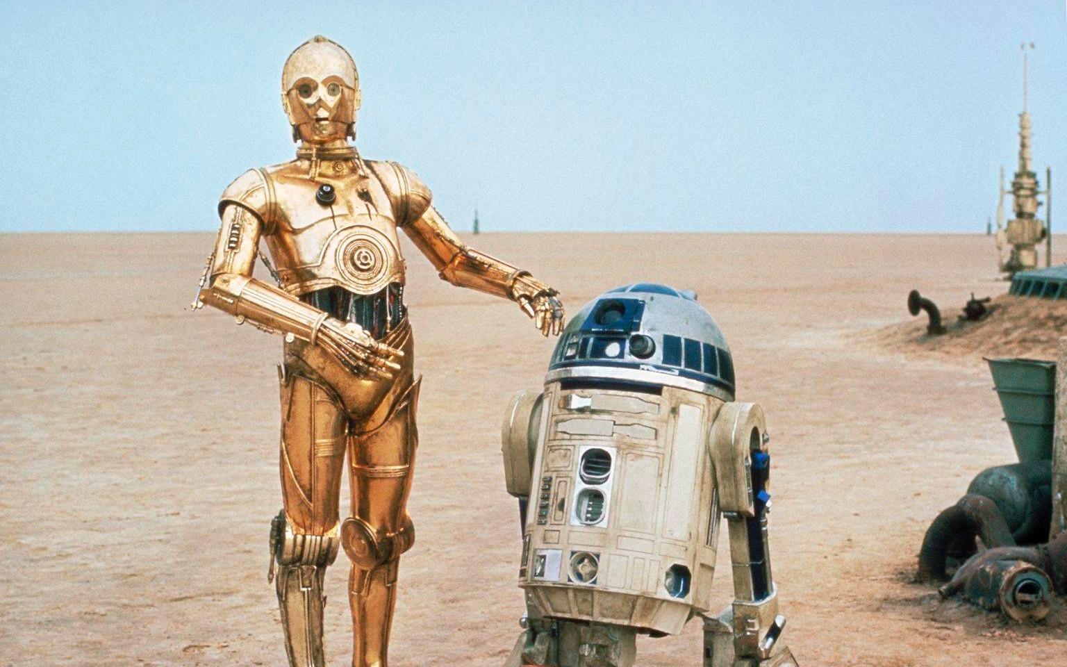 """Star Wars""-Like Robots are Near..."