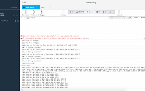 Cordova Example: Writing to a File - DZone Mobile