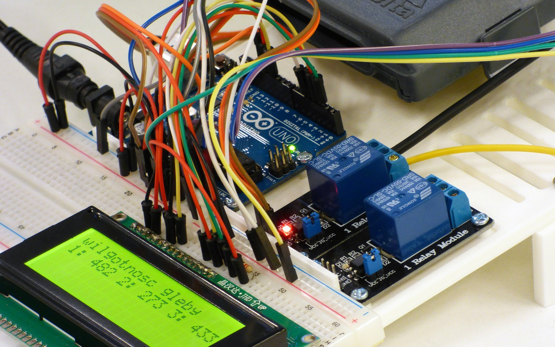 arduino - Building an open loop controller for a simple