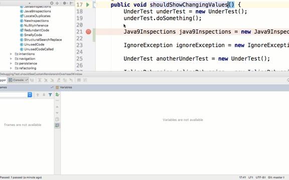 IntelliJ IDEA 2017 3: Debugger Improvements - DZone Java