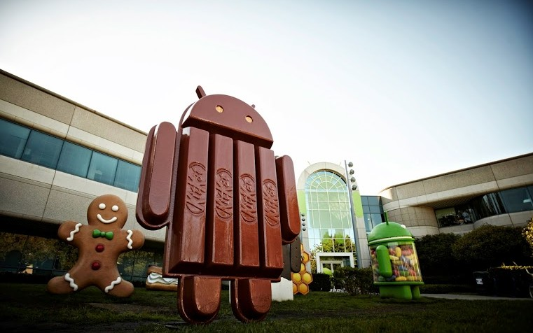 New Android Version: KitKat? Give Me a Break...