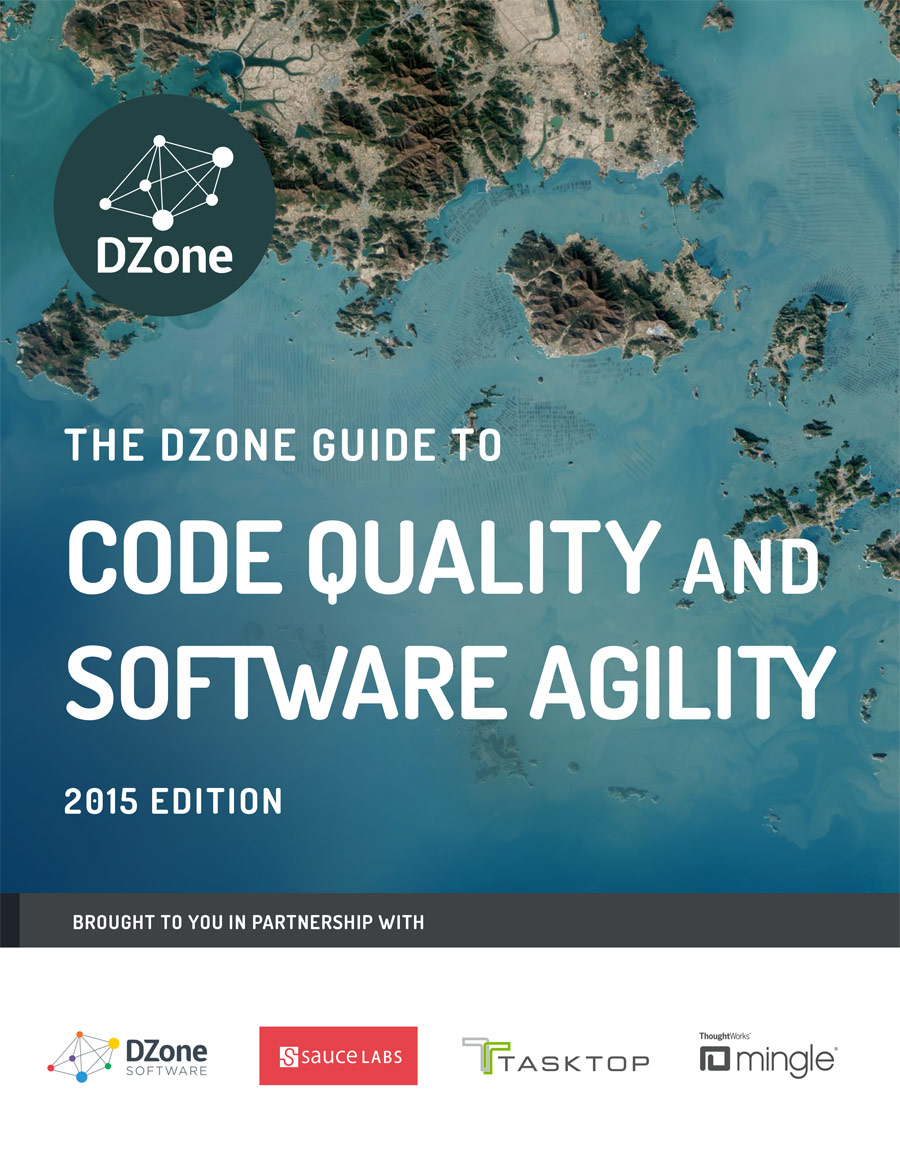Code Quality and Software Agility