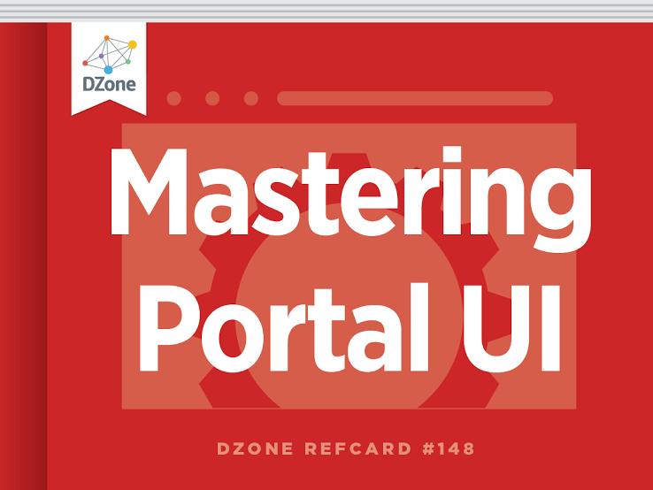 Mastering portal ui dzone refcardz for Table vaadin 6