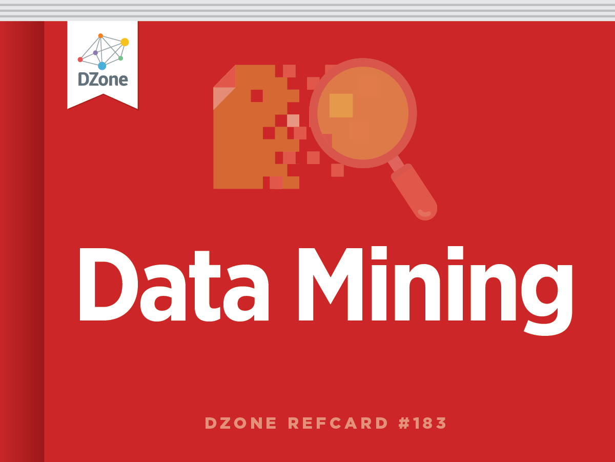 Practical Data Mining with Python - DZone - Refcardz