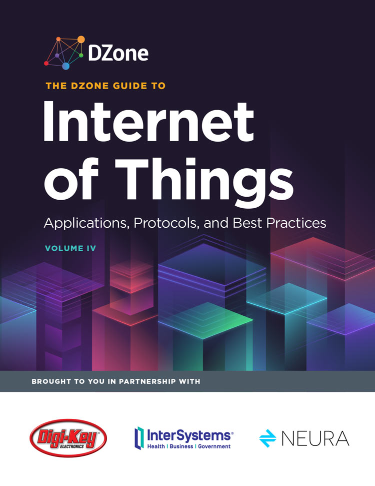 Iot Applications Protocols And Best Practices Dzone
