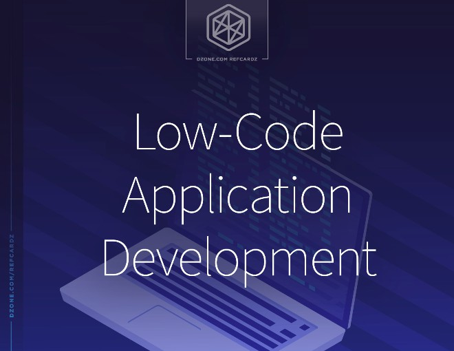 Low-Code Application Development