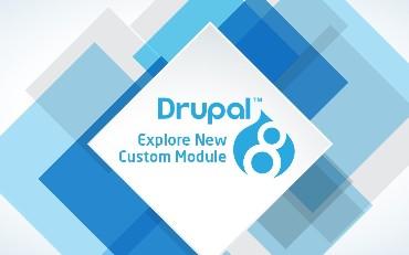 Custom Module in Drupal 8 in Just 8 Easy Steps