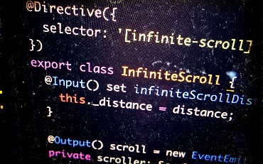 Angular 2: Attribute @Directive() and Creating An Infinite Scroll Directive
