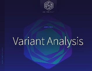 Variant Analysis