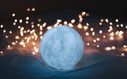 DIY Wireless Magnetic Levitating Moon Lamp