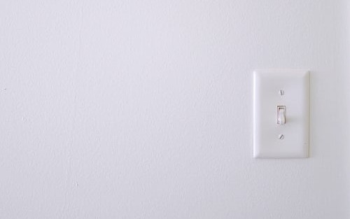 Light Switch With Natural Language Interface