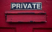 Why Keep Variables Private?