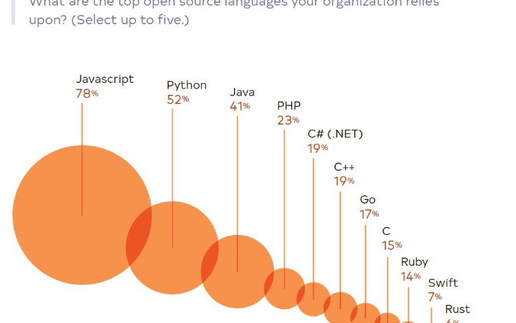 The Top Programming Languages Organizations Rely on Are Javascript, Python,...