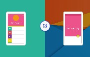 Differences Between Material Design and Flat Design