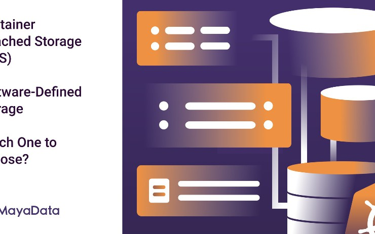 Container Attached Storage (CAS) vs. Software-Defined Storage - Which One...