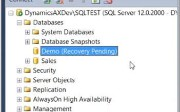 How to Fix Recovery Pending State in SQL Server Database?