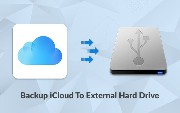 Effective Solutions to Backup iCloud to An External Hard Drive