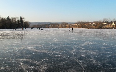 Freeze the Pond Versus Take the Hill: Two Metaphors for Enterprise Agile...