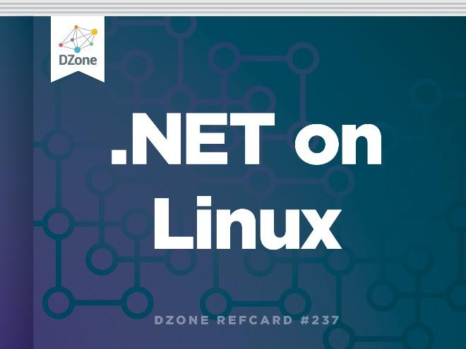 .NET on Linux