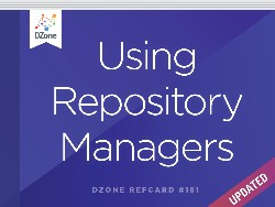 Using Repository Managers