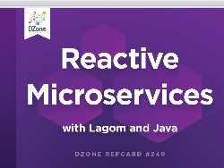 Reactive Microservices With Lagom and Java