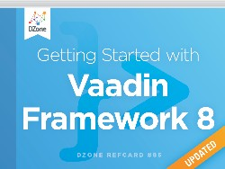 Getting Started With Vaadin Framework 8