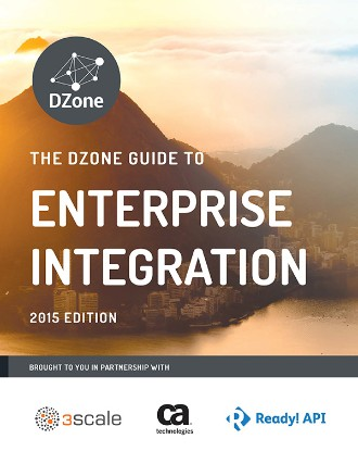 Guide to Enterprise Integration, 2015 Edition