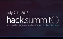 "Upcoming Virtual Event on Blockchain: hack.summit(""blockchain"")"